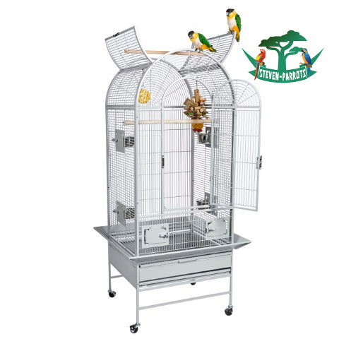 small bird cages for sale - Steven Parrots.